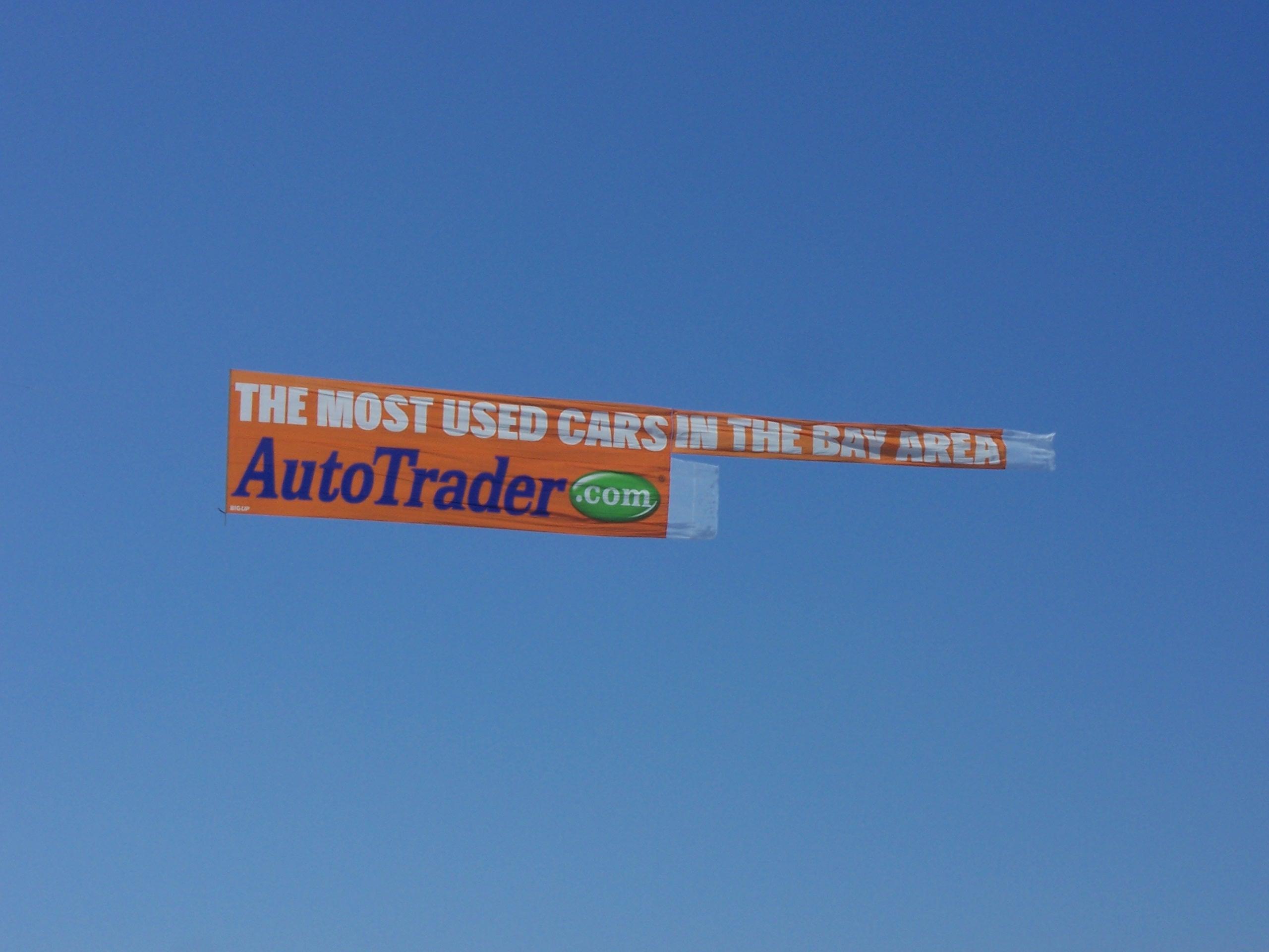 Aerial Billboard Samples